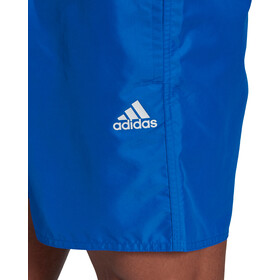 adidas Solid CLX Short Length Shorts Men, glory blue